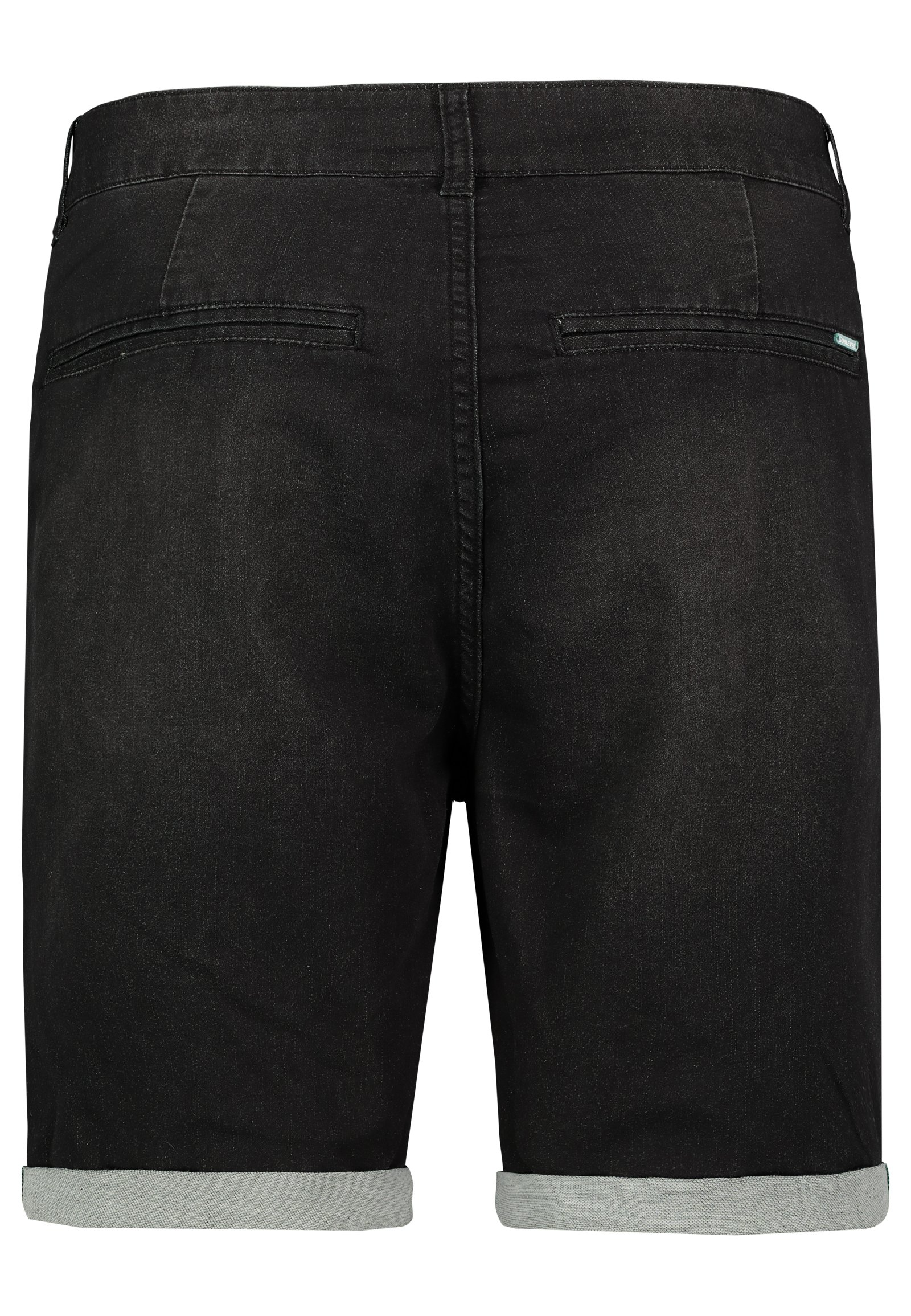 Chino Shorts in Jeans-Optik